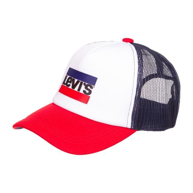Boné Levis Trucker Sportswear Boné Levi s® Trucker Sportswear - U dc24fef568c