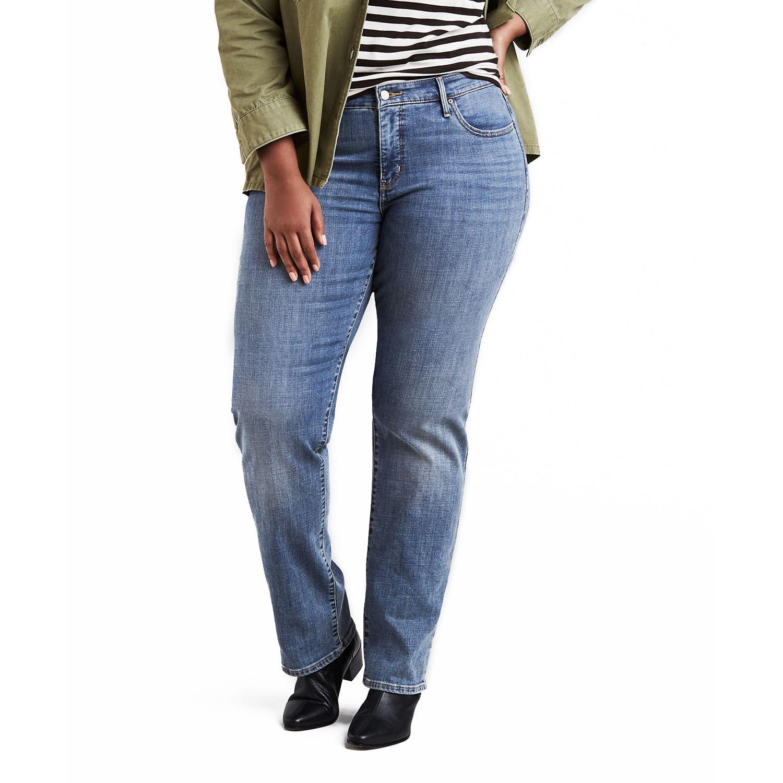 c57caf600 Calça Jeans Levis 314 Shaping Straight Plus Size - lojalevis