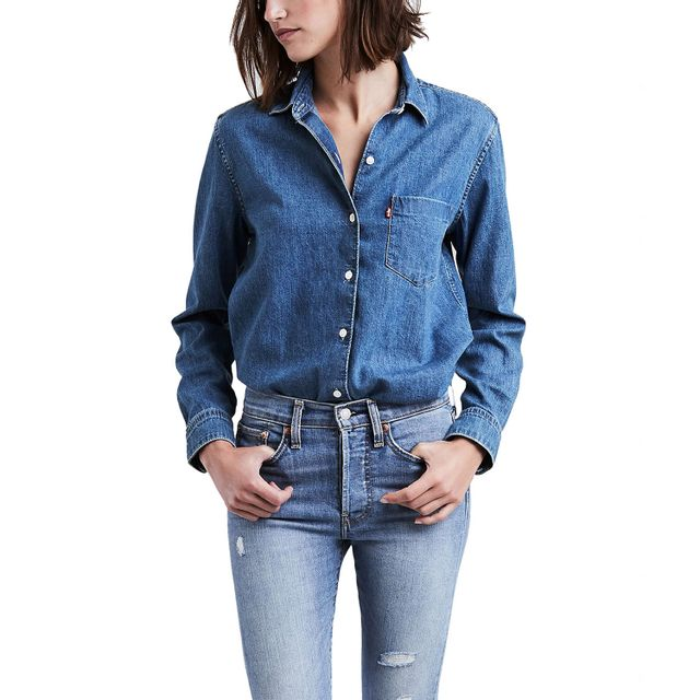 Camisa-Levi's®-Sidney-One-Pocket-Boyfriend