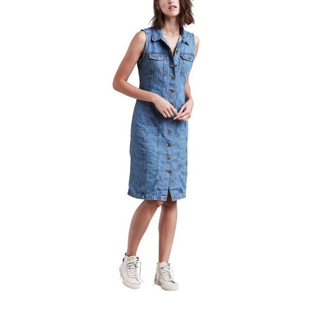Vestido-Levi's®-Aubrey-Western