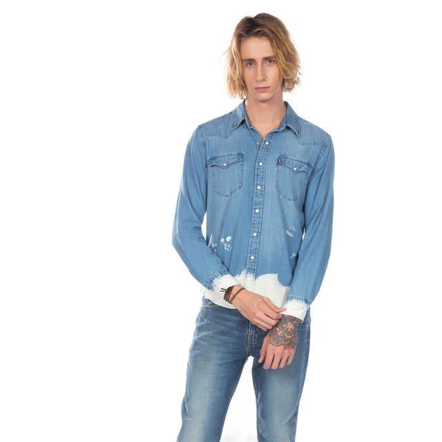 Camisa-Levi's®-Classic-Wetern