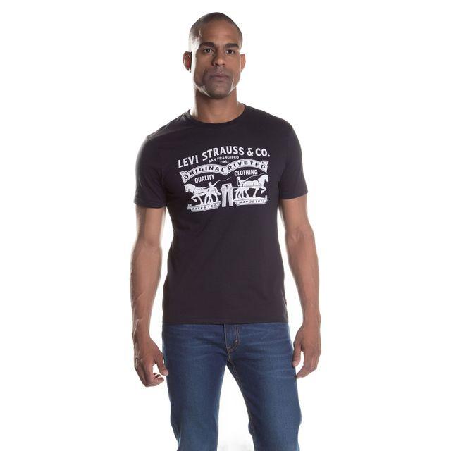 Camiseta-Levis-Graphic-Two-Horse