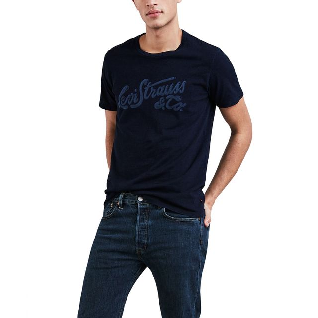 Camiseta-Levi's®-Wordmark-Graphic
