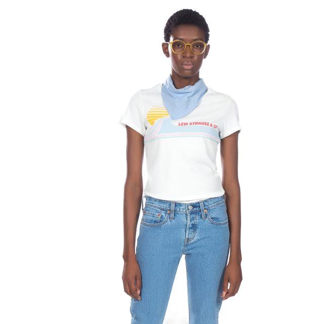 Camiseta-Levi-s®-Slim-Crew-Neck