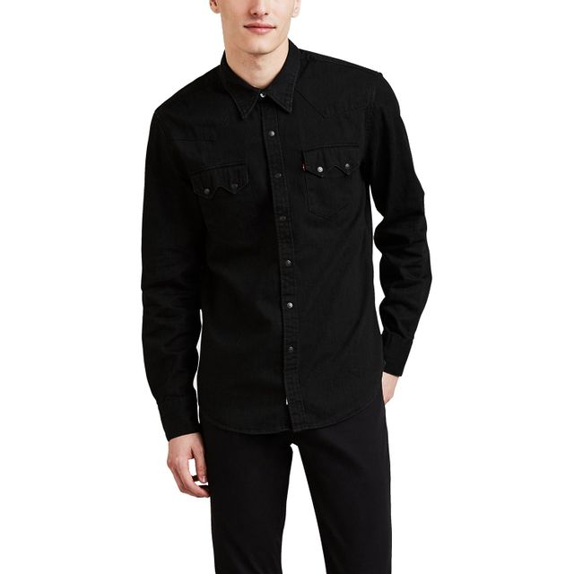Camisa-Levi's®-Sawtooth-Western