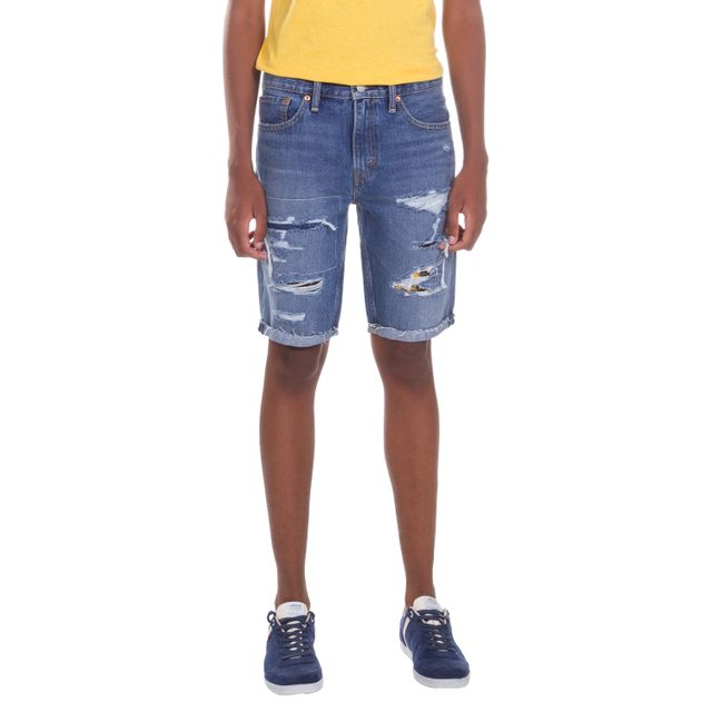 Bermuda-Jeans-Levis-511-Slim-Cut-Off