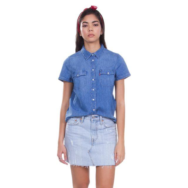 Camisa-Jeans-Levis-Short-Sleeve-Larissa-Western