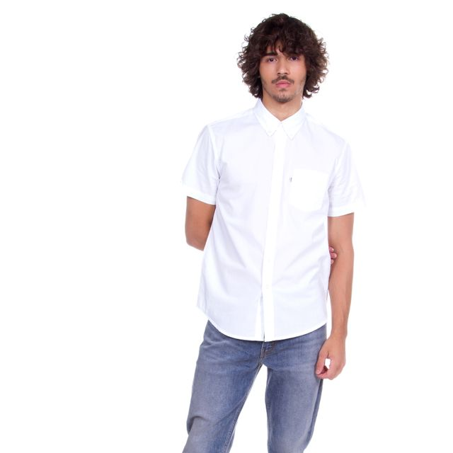 Camisa-Levis-Short-Sleeve-Classic-One-Pocket 4f3615721ce
