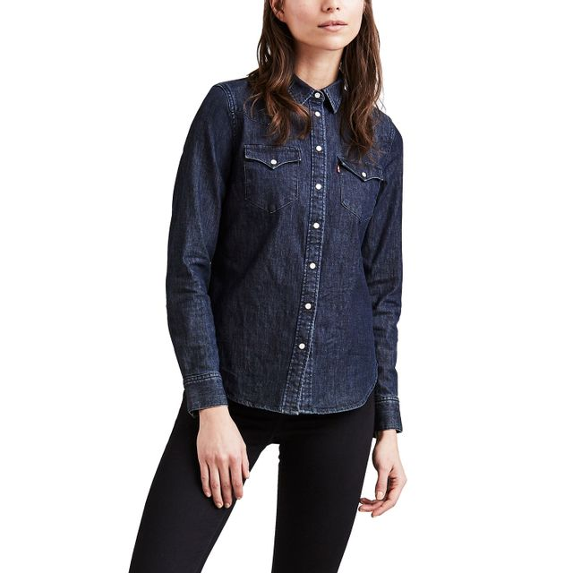 Camisa-Jeans-Levis-Tailored-Classic-Western