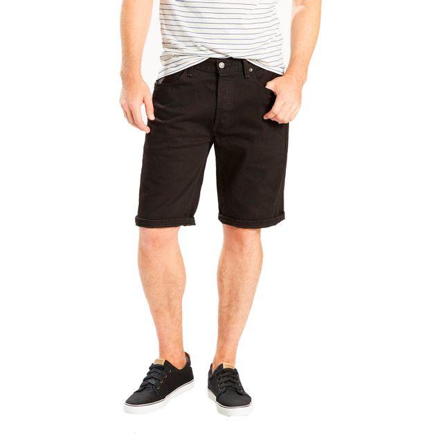 Bermuda-Jeans-Levis-501-Original-Hemmed