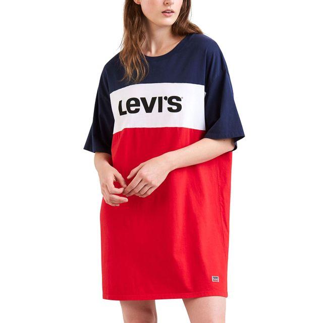 Vestido-Levis-Colorblock
