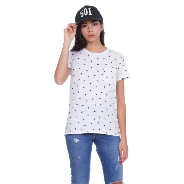 Camiseta-Levis-Perfect-Pocket-Heart