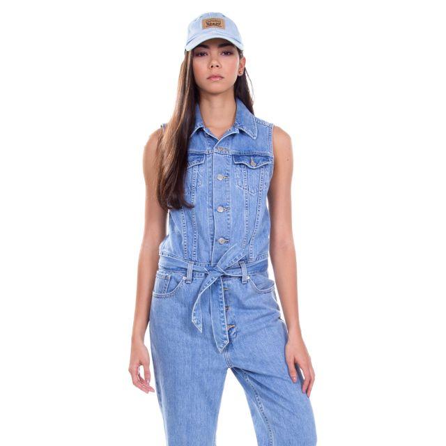 Macacao-Jeans-Levis-Taper-Jumpsuit