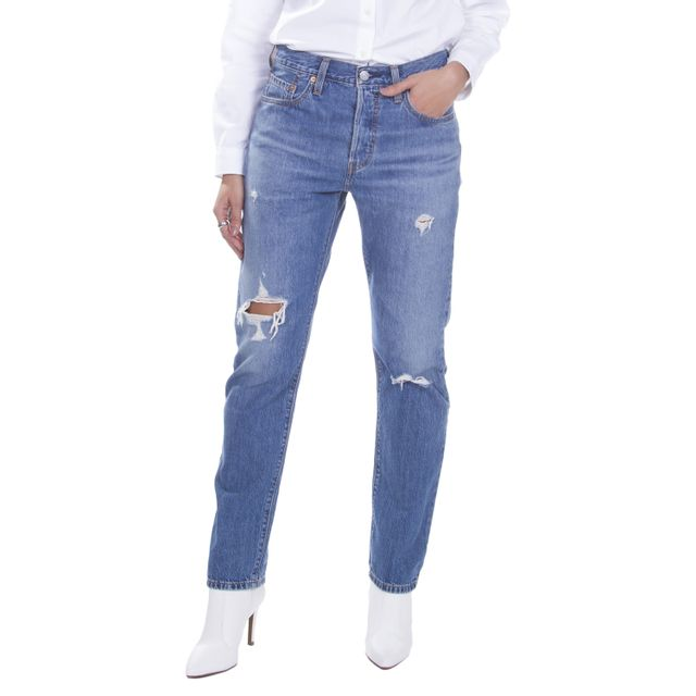 Calca-Jeans-Levis-501-Original-For-Women 3c3ee226f66