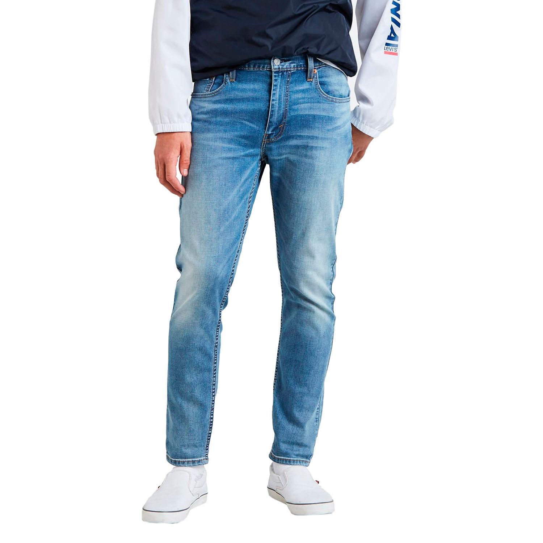 ... Jaqueta Jeans Levis Trucker Altered - lojalevis a42e476da4dfd1  Calça Jeans  Levis 512 Slim Taper Performance Cool - lojalevis 5e7c9672aed7b5 ... 09b1f663120