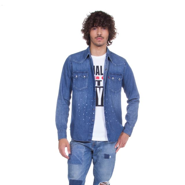 Camisa-Jeans-Levis-Sawtooth-Western