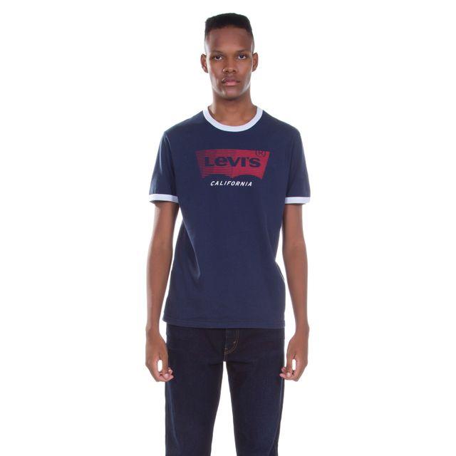 Camiseta-Levis-Logo-Batwing-Retro