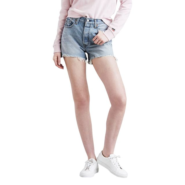 Shorts-Jeans-Levis-501-High-Rise