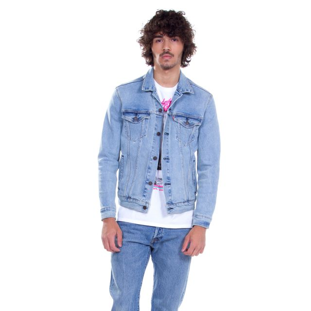 Jaqueta-Jeans-Levis-The-Trucker