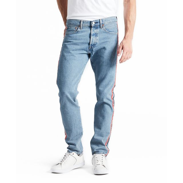 Calca-Jeans-Levis-501-Taper-Sports-Tripe