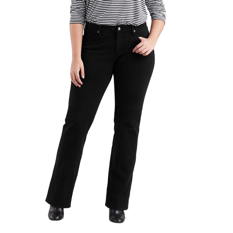 0295d7e7f Calça Jeans Levis 315 Shaping Bootcut Plus Size - lojalevis