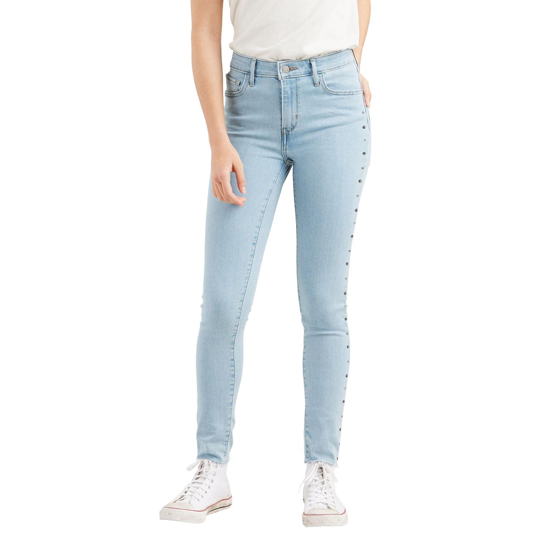 Calça Jeans Levis 721 High Rise Skinny - lojalevis e4bf9fcc87