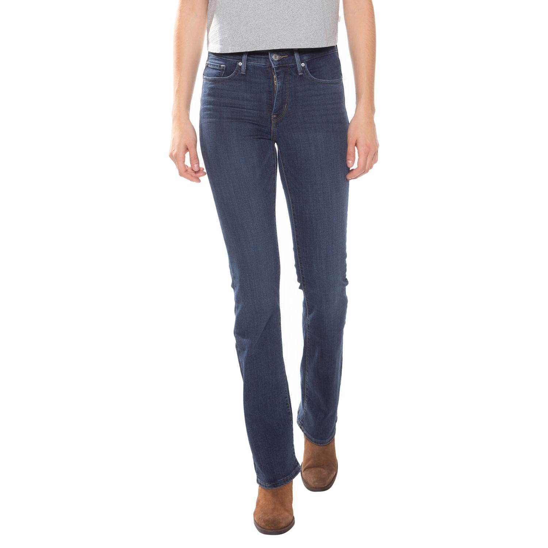 Calça Jeans Levis 315 Shaping Bootcut - lojalevis d9bea7de511