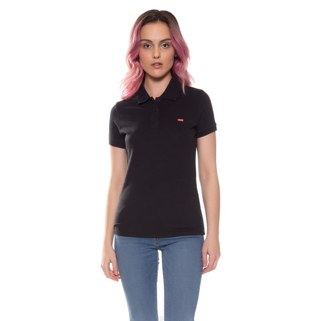 Polo-Levis-Logo-Batwing-Classic-Woman