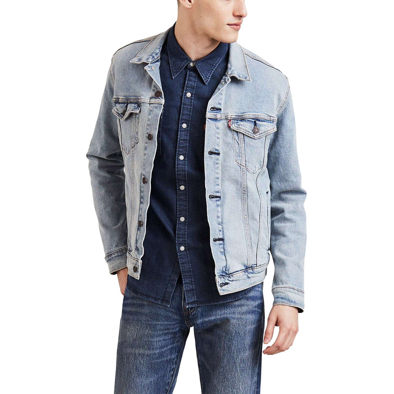 9ff6af8ac1a5a Jaqueta Jeans Levis The Trucker - lojalevis