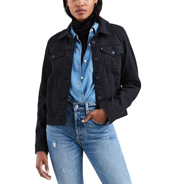 Jaqueta Jeans Levis Trucker Original - lojalevis 5343b75fab2c6