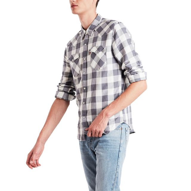 Camisa-Jeans-Levis-Barstow-Western