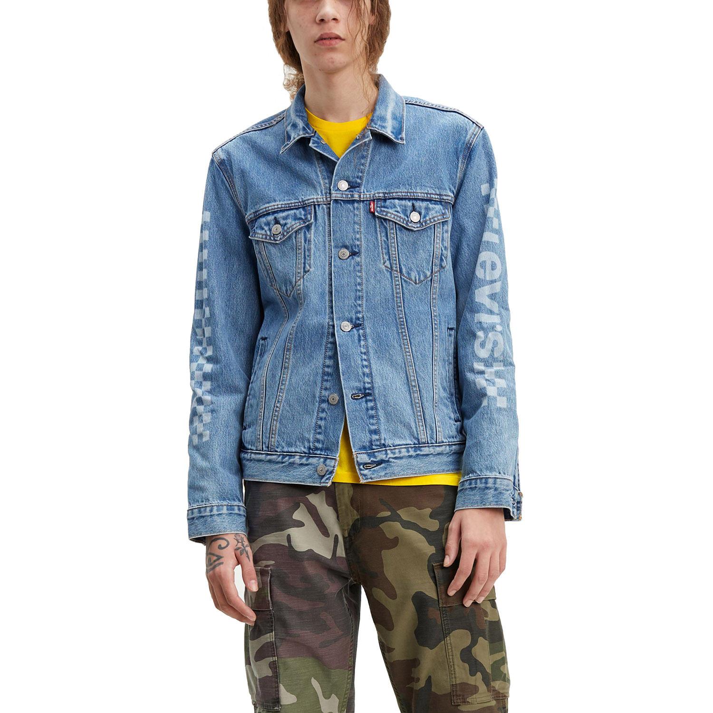 Jaqueta Jeans Levis The Trucker - lojalevis 1b0e87b487c