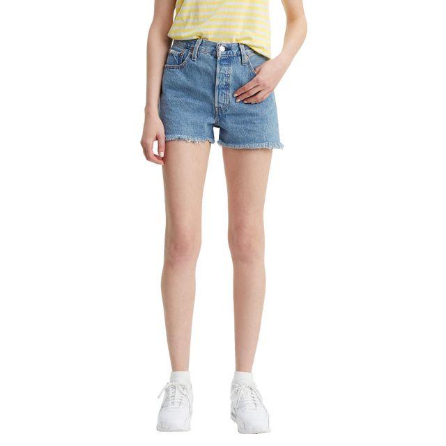 Shorts-Jeans-Levis-501-High-Rise