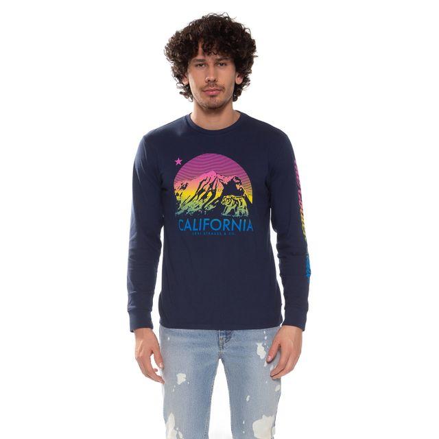 Camiseta-Levis-California