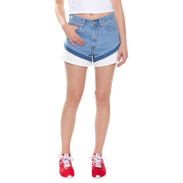 Shorts-Levis-A-Line