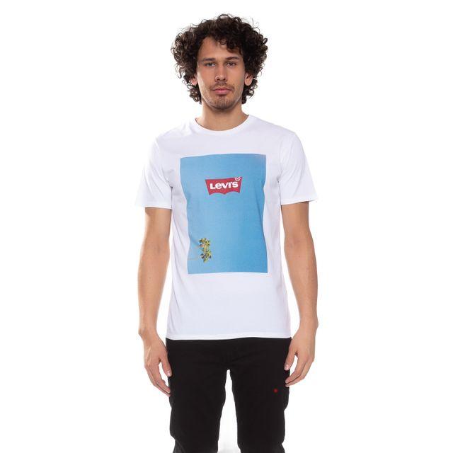 Camiseta-Levis-Graphic-Beach