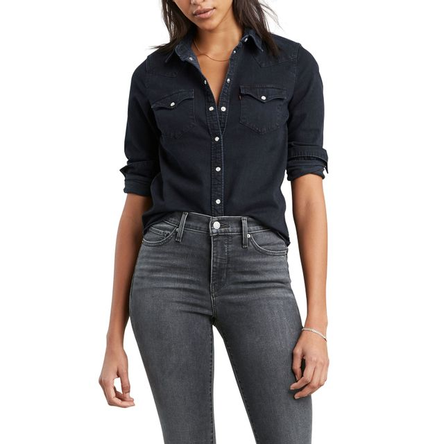 Camisa Jeans Levis Ultimate Western