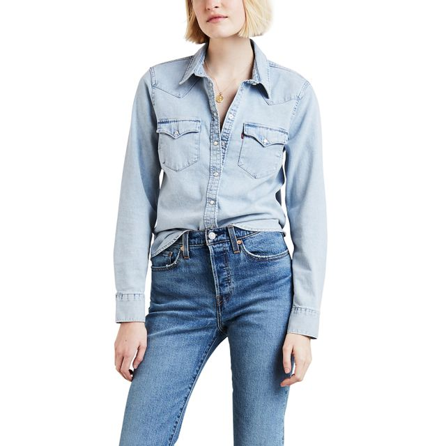 Camisa-Jeans-Levis-Ultimate-Western