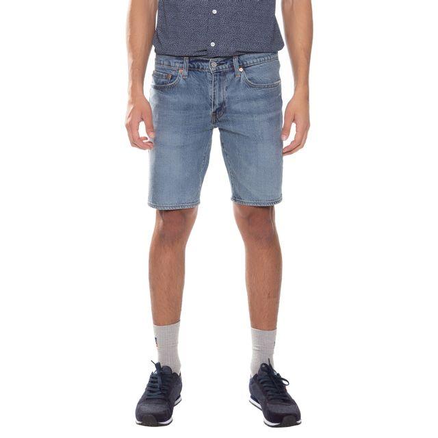 Bermuda-Jeans-Levis-511-Slim-Hemmed---30
