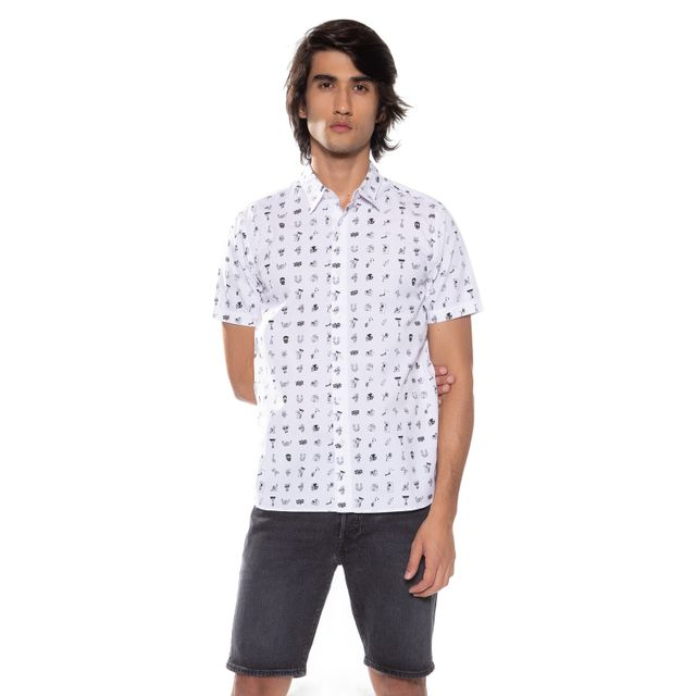 Camisa-Levis-Short-Sleeve-Pacific-No-Pocket----------------S