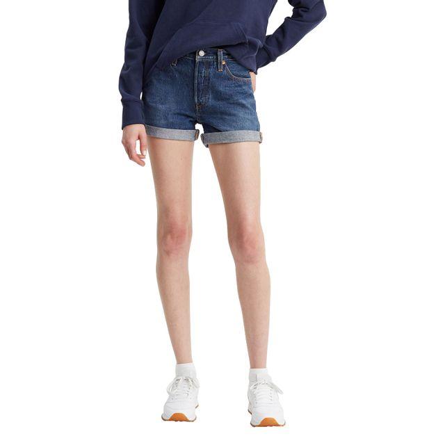 Shorts-Jeans-Levis-501-Long---26