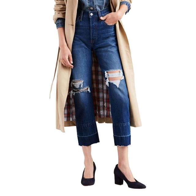 Calca-Jeans-Levis-501-Crop---26X28