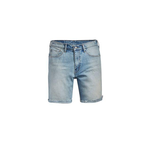 Bermuda-Jeans-Levis-502-Taper-Hemmed