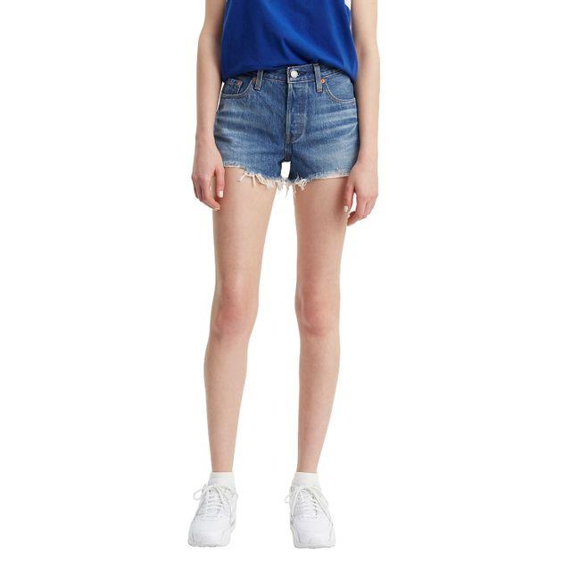 Shorts-Jeans-Levis-501---28