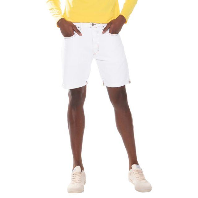 Bermuda-Jeans-Levis-501-Taper-Cut-Off-Pride---38