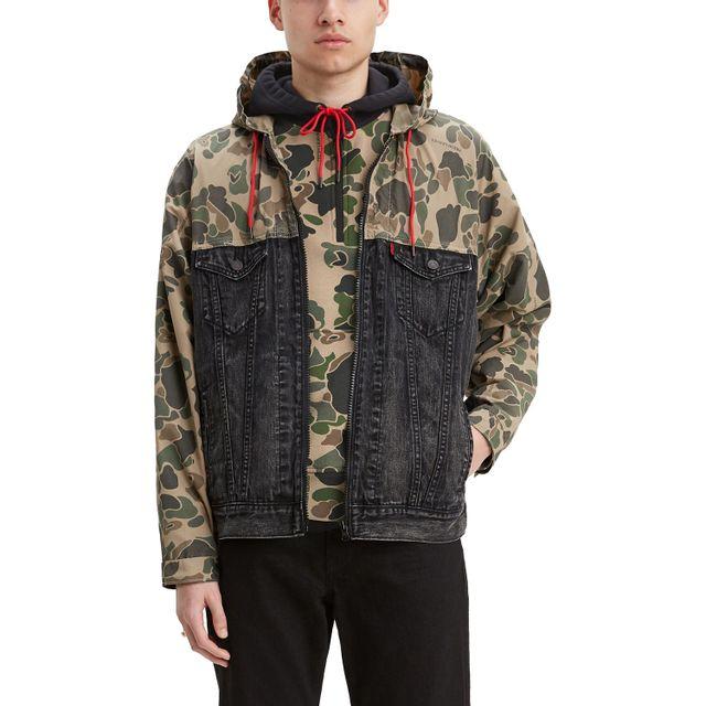 Jaqueta-Jeans-Levis-Trucker-Hybrid-Justin-Timberlake