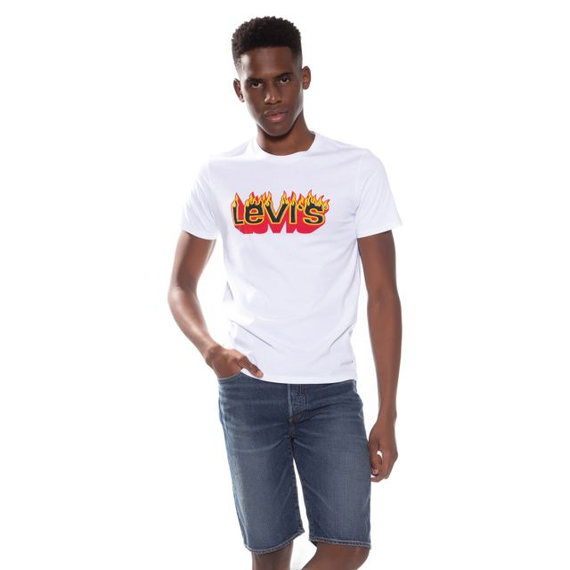 Camiseta-Levis-Graphic-Fire