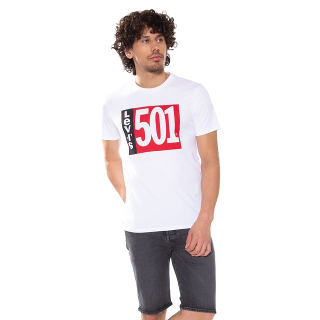 Camiseta-Levis-Graphic-501