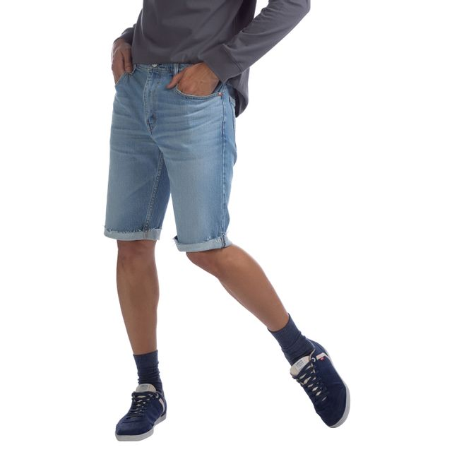 Bermuda-Jeans-Levis-511-Slim-Cut-Off