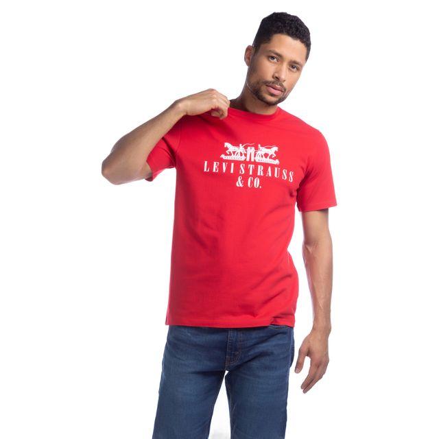 Camiseta-Levis-Logo-2-Horses